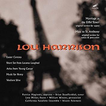 Harrison: Works 1939-2000