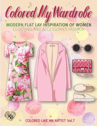 Colored My Wardrobe, Modern Flat...