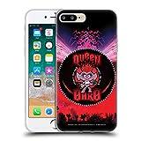 Head Case Designs Oficial Trolls World Tour Púa Reina de la Roca 1 Surtido Carcasa de Gel de Silicona Compatible con Apple iPhone 7 Plus/iPhone 8 Plus
