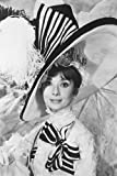 Nostalgia Store My Fair Lady Poster Audrey Hepburn, groß,