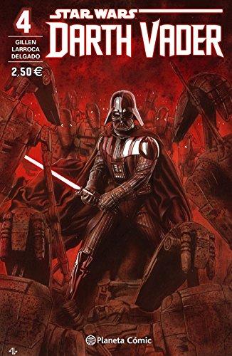 Star Wars Darth Vader nº 04/25 (Star Wars: Cómics Grapa Marvel)