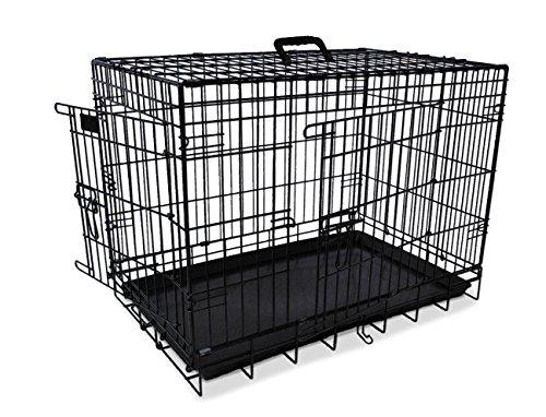 Nobby - 62314 - Cage de transport pliable - Noir