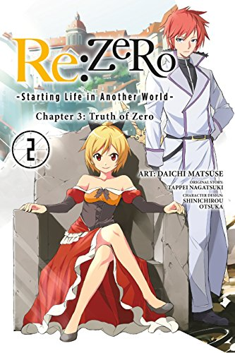 Re:ZERO -Starting Life in Another World-, Chapter 3: Truth of Zero Vol. 2 (Re:ZERO: Starting Life in Another World) (English Edition)