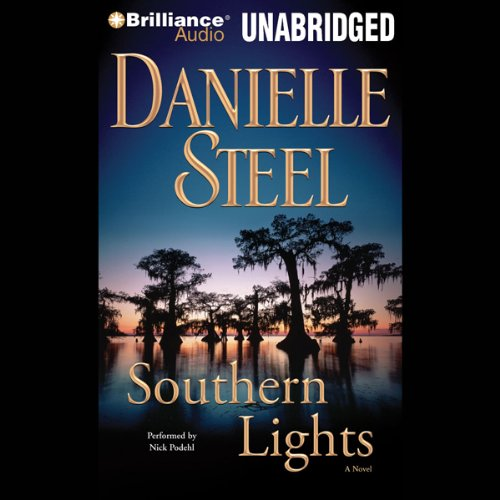 Southern Lights  audiobook cover art