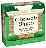 Church Signs 2020 Day-to-Day Calendar