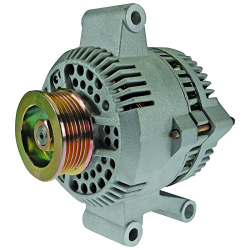 New Alternator Replacement For ForD Escort, Ranger, Mazda Pickup 2.3L 2.3 3.0L 3.0 4.0L 5.0 5.0L 5.8 5.8L 92 93 94 95 96 97 1992-1997 F07F-10300-AA F07U-10300-AA F07U-10300-AB AFD0012