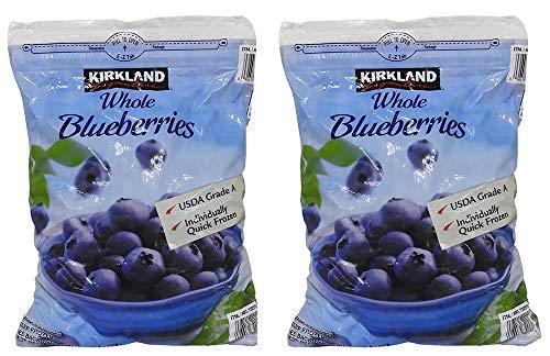 【KIRKLAND】カークランド 冷凍ブルーベリー 2.27kg×2個(冷凍食品)