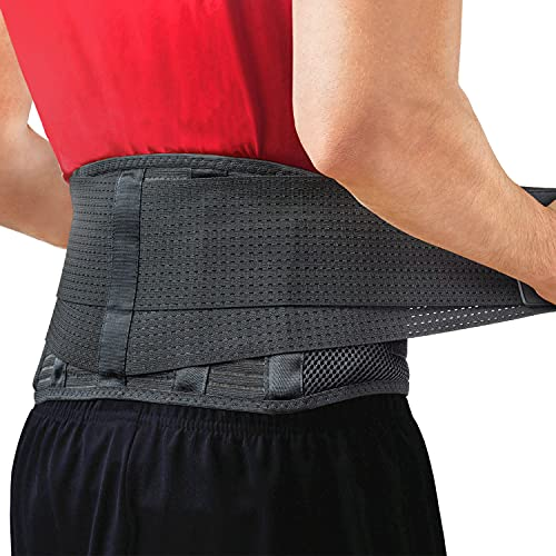 Back Brace by Sparthos - Immediate Relief from Back Pain, Herniated Disc, Sciatica, Scoliosis and...