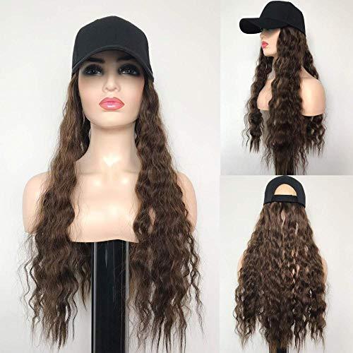 Gorra béisbol 50 cm cabello Sombreros sintéticos