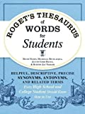 Roget's Thesaurus of Words for Students: Helpful, Descriptive, Precise Synonyms, Antonyms, and Related