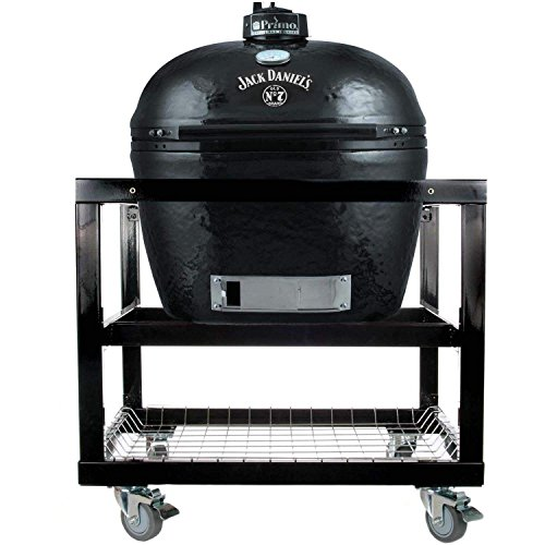 Why Should You Buy Primo Oval XL 400 Ceramic Smoker Grill Jack Daniel's Edition On Cart