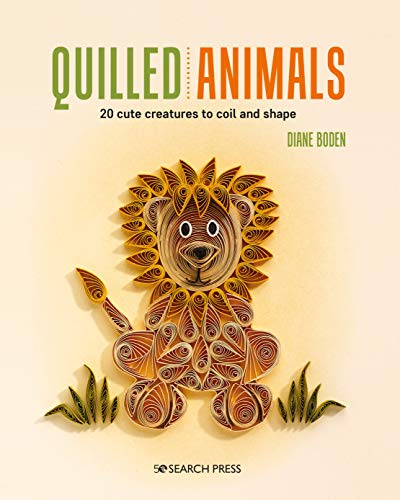Quilled Animals (English Edition)