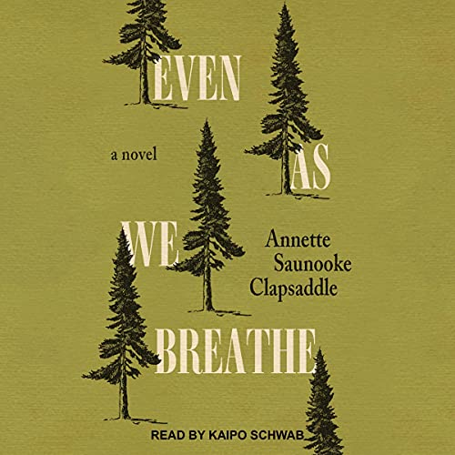 Even as We Breathe cover art