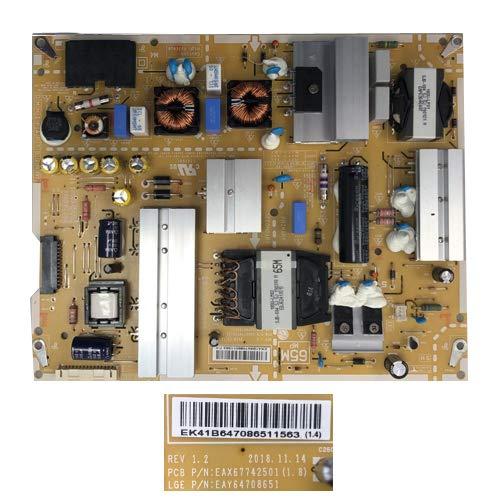 LG 65SM9010PLA  Marca Desconocido