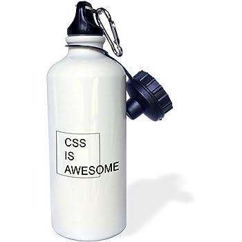 Amazon Com 3drose Awesome Locomotive Choo Choo Sports Water Bottle 21 Oz White Kitchen Dining