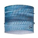 Buff Unisex-Adult Coolnet UV+ MFL Headband, Keren Blue, One Size