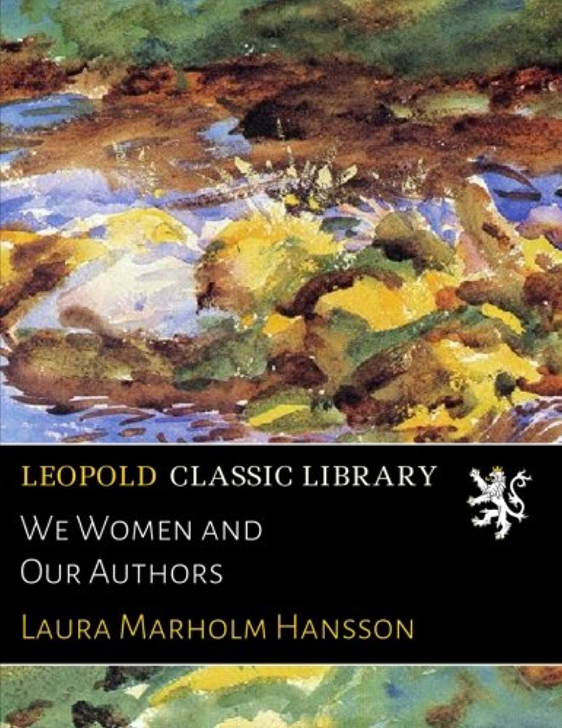 国民わずかな待ってWe Women and Our Authors