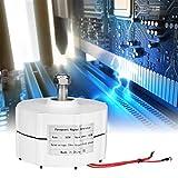 Boquite Generador de imanes permanentes, generador de turbina de energía eólica de alternador trifásico de 24 V 48 V 600 RPM 50 Hz(500W24V/48V)