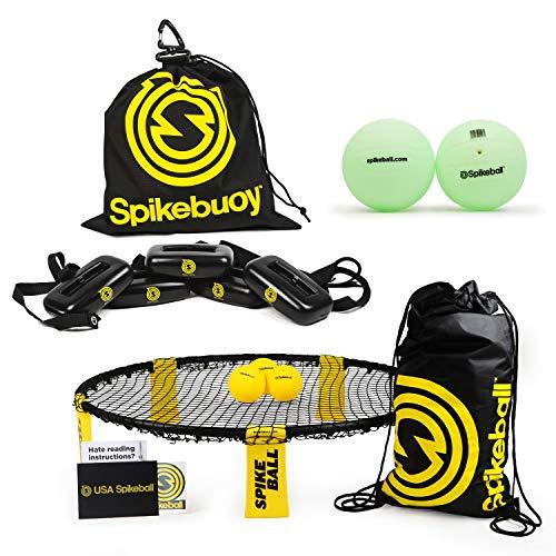 Spikeball 3 Ball Kit Bundle with...