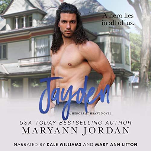 Jayden: Heroes at Heart, 5 cover art