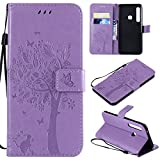 Cmid for Samsung Galaxy A9 2018 Case, PU Leather Wallet