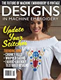 Designs in Machine Embroidery: The future of machine embroidery is vintage