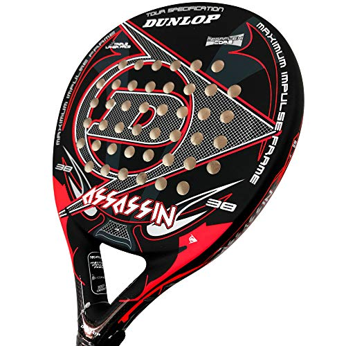 Dunlop Pala Assassin Red