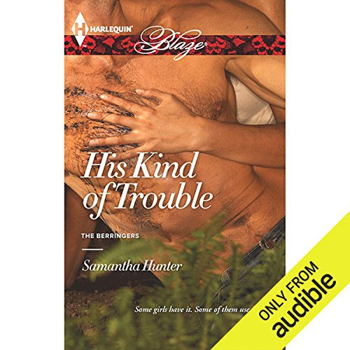 His Kind Trouble audiobook cover art
