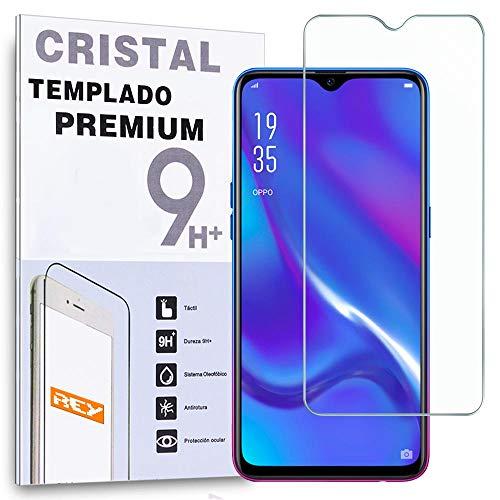 - Protector de Pantalla para OPPO RX17 Neo - RX17 Pro, Cristal Vidrio Templado Premium