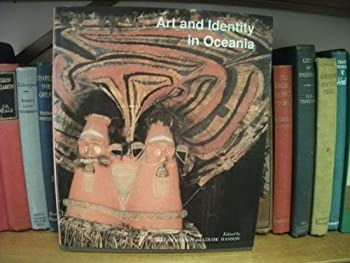 Hardcover Art and Identity in Oceania Book