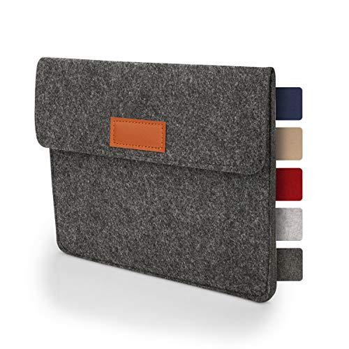 sølmo I Tablet Case 7-8 Inch Felt Universal for iPad, Samsung, Huawei I iPad Sleeve & Tablet Protective Case