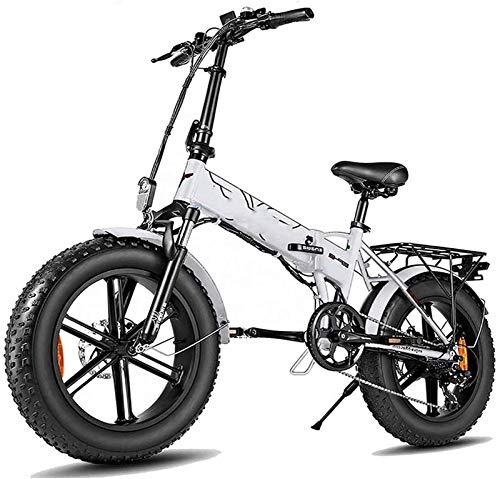 Alta velocidad 500w plegable bicicleta eléctrica de montaña adultos E bicicletas con 48v12.5a de 7 velocidades batería de litio bicicleta eléctrica cambios de marcha con bloqueo eléctrico rápido carga