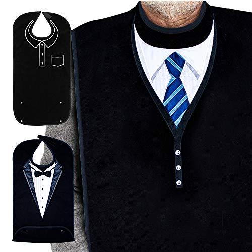 Classy Pal, Adult Bibs for Men, Dress