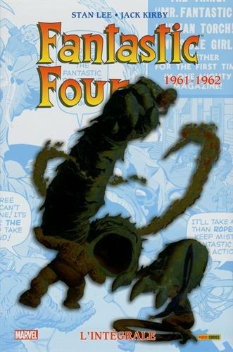 Fantastic Four: L'intégrale 1961-1962 (T01 Nouvelle édition)