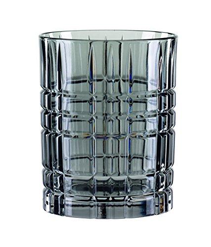 Spiegelau & Nachtmann, Whisky-Becher, Kristallglas, 345 ml, Highland, Schwarz, 0097443-0