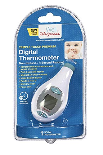 Best Review Of Walgreens Non-Invasive Temple Touch
