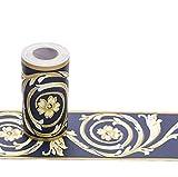10 cm x 10 m carta da parati PVC bordo autoadesivo da parete pellicola adesiva da cucina davanzale pellicola carta da parati bagno decorazione bordi