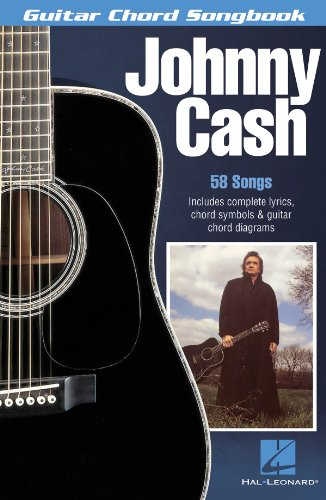 Johnny Cash: Guitar Chord Songbook