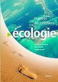 Ecologie - Manuel de synthèse