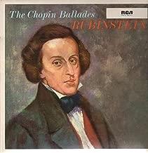 Frédéric Chopin - Arthur Rubinstein - The Chopin Ballades - RCA Red Seal - LSC 2370-B, RCA Red Seal - 26.41053