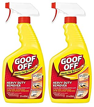 Goof Off FG659 Heavy Duty Remover Trigger Spray 22-Ounce 3-Pack  Тwo Рack