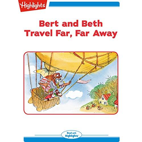 Bert and Beth Travel Far Far Away copertina
