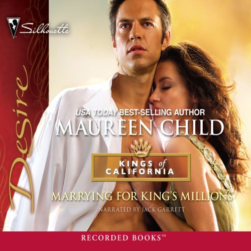 Marrying for King's Millions cover art