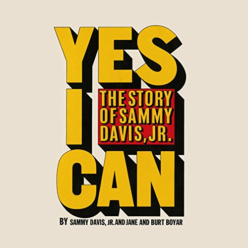 Yes I Can audiobook cover art