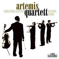 Brahms/Verdi: String Quartets