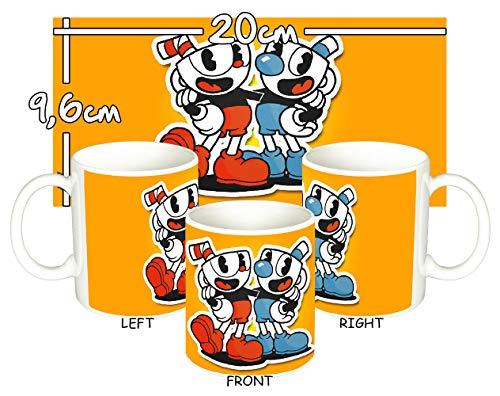 MasTazas Cuphead A Tasse Mug