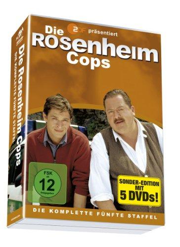 Die Rosenheim Cops - Staffel 5 (5 DVDs)