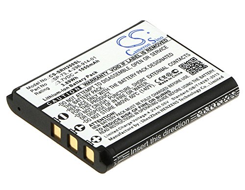Battery Replacement for Sony MDR-1000X, PHA-1, PHA-2 Part NO 4-296-914-01, SP73, SP-73