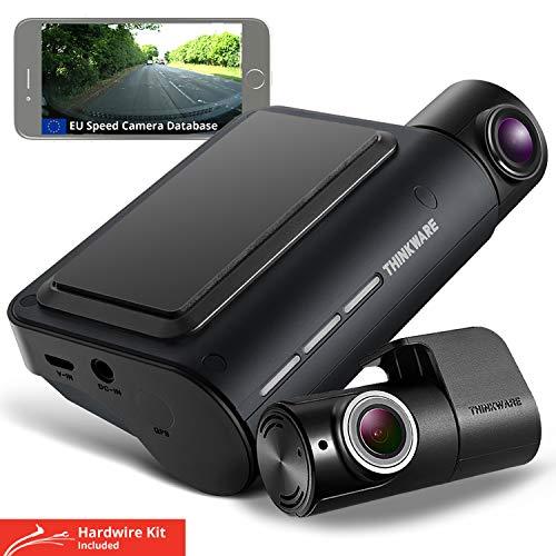 Thinkware Dash cam, Vorne hinten Kameras