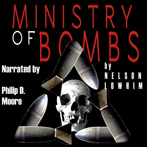 Ministry of Bombs audiobook cover art